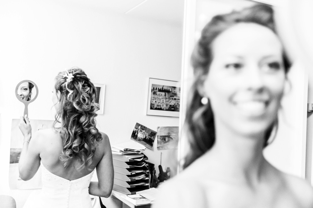 hairvisit | bruidskapsels | half opgestoken